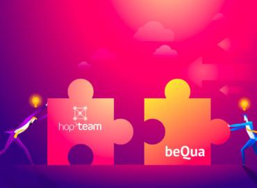 Transformation digitale : OK, mais on fait comment en organisme de formation ? On prend conseil auprès de Bequa, partenaire Hop3team 😉